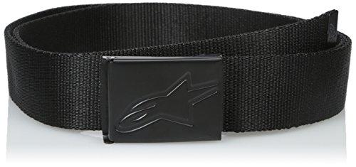 Alpinestars Friction Web Ceinture Homme Noir/Noir FR : Taille Unique (Taille Fabricant : Taille Unique)