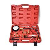 Sistema de Doble Calibre con Funda Kit de detectores de Fugas para Motor de Gasolina Zerone