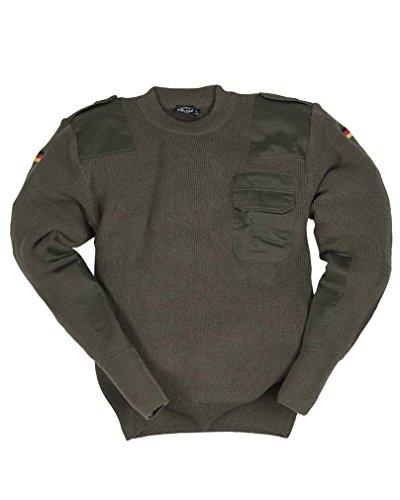Mil-Tec BW Pullover 80/Wo 20/Pol Oliv Gr.48