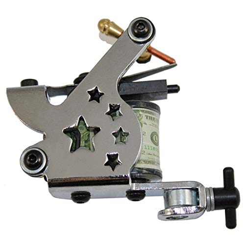 LregonXawk Professionelle Tattoo Motor Maschine, Hochleistungsmotor, Carbon Tattoo Maschine Maschinengewehre