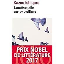 Lumière pâle sur les collines (Folio t. 4931) (French Edition)