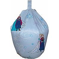 Disney Frozen Bean Bag, Stoff, Blau, 52x 38x 52cm preisvergleich bei kinderzimmerdekopreise.eu