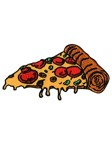 Extreme Largeness Aufnäher Pizza - Extreme Pizza