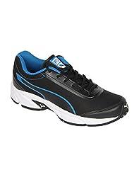 Puma Men Nautical DP Black Running Shoes