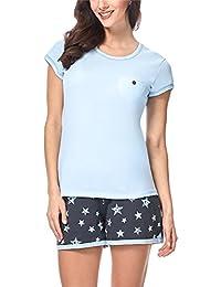 Italian Fashion IF Pijama para Mujer Kometa 0227