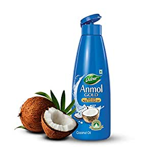 Dabur Anmol gold Coconut Oil 600 ml – 500 ml +20 % extra