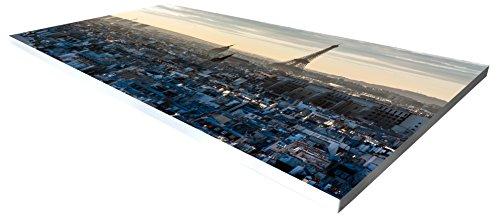 Design-Tisch / Schreibtisch / hochwertige Tischplatte / Esstisch / Arbeitstisch / Bürotisch / Paris / DIY / in zwei Größen erhältlich / ab 149 Euro / Über 50% Aktionsrabatt (Ohne Tischuntergestell, 200x100 cm)