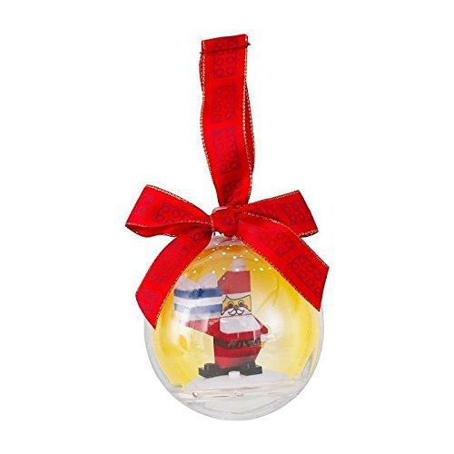 LEGO 850850-Exc Pelota con Papá Noel Navidad