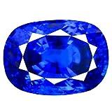 Tansanit Lose Edelsteine 43.68 ct AAAA+ GRADE CUSHION CUT (23 x 16 mm) 100% NATURAL D'BLOCK PURPLISH BLUE TANZANITE LOOSE GEMSTONE