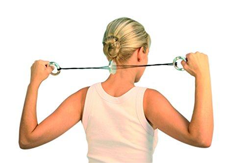 Handytrim® Rotationsexpander – Heimtrainer und Mini Fitnessgerät für zuhause und unterwegs inklusive Trainings-DVD - 4