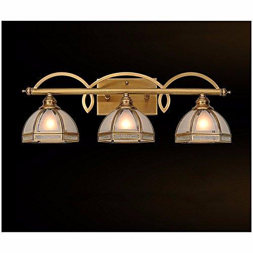 LFTABF La paratia lampada prima che la parete a specchio luminoso si accende, ,B(H22*W66CM)