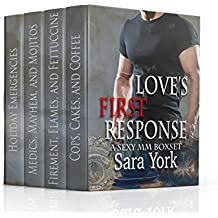 Love's First Response: A Sexy MM Boxset