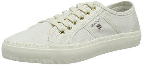 Gant Ladies Zoe Sneaker White (bianco)