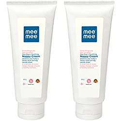 Mee Mee Soothing Baby Nappy Cream, 150g (Pack of 2)
