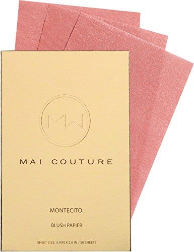 Mai Couture Blush Papier, Montecito (Blush Paper)