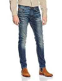 Ben Sherman Men's Dingley Skinny Skinny Jeans, Blue (6Month Vintage/Indigo