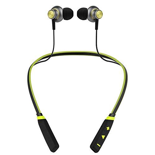 Neue AI Wireless Bluetooth Kopfhörer Hängenden Smart Living Service,Green