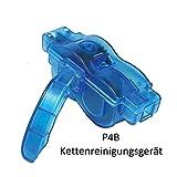 P4B Kettenreinigungsgerät Fahrrad Reinigung Chaincelaner Bike Fahrradkette