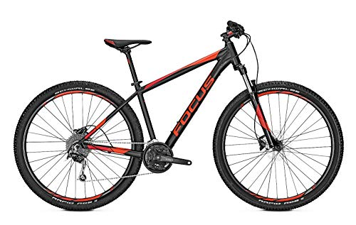 Focus Whistler 3.7 29R Sport Mountain Bike 2019 (S/40cm, Black)