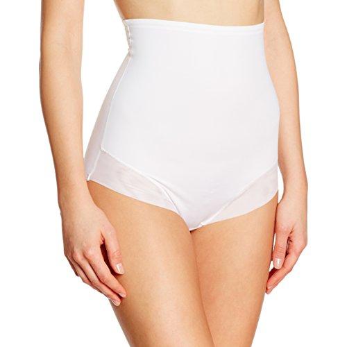 Triumph True Shape Sensation Super HW Panty - Guaina modellante, Bianco (White 03), taglia 5 IT (46 EU)