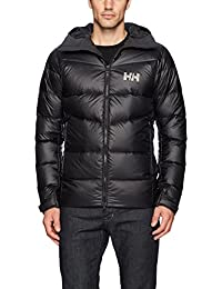 Helly Hansen VANIR Icefall Down Jacket Chaqueta Rell, Hombre, Negro (Black),