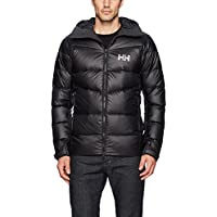 Helly Hansen Vanir Icefall Down Jacket Chaqueta Rell, Hombre, Negro (Black), L