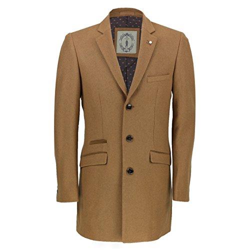Cavani Herren Trenchcoat Mantel * One size Camel