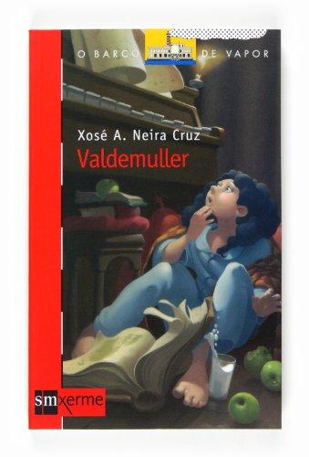 Valdemuller (Barco de Vapor Roja) por Xosé Antonio Neira Cruz