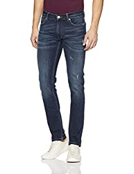 French Connection Mens Skinny Fit Jeans (54HBT_Nw7_30W x 32L)