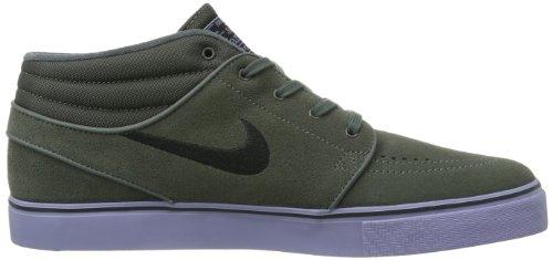 Nike Stefan Janoski, Chaussures De Planche À Roulettes Carbon Grey / Heather / Black Pour Homme