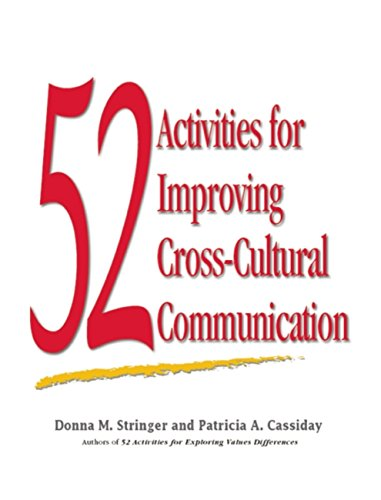 52 Activities for Improving Cross-Cultural Communication (English Edition) (Brauch Business Card)