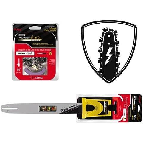Oregon Powersharp Starter Set per motosega STIHL MS18035cm catena (taglio lunghezza) 3/81,3mm - Stihl Motosega Starter