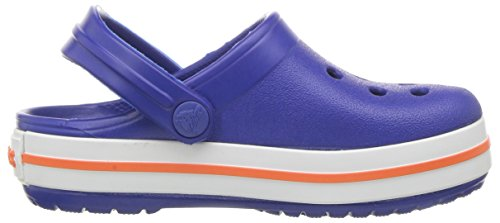 Crocs Crocband Clog K Crbl, Sabots Mixte Enfant Bleu (Cerulean Blue)