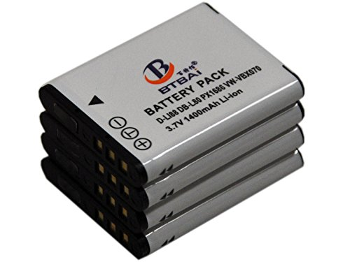4x-battery-for-sanyo-db-l80-dbl80-xacti-icr-xps01mf-icr-xps03mf-icr-xrs120mf-cg102bk-cg21-cg88-gh2-g
