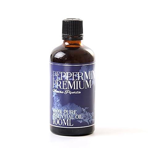 Mystic Moments Huile essentielle de menthe poivrée 100% pure