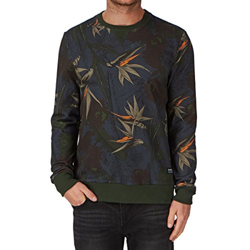 Element Anderson Sweatshirt (navy) Camo