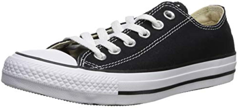 scarpe da ginnastica basse unisex Chuck Chuck Chuck Taylor All Star nere, americane da uomo 6 8 femminili | Alta sicurezza  | Maschio/Ragazze Scarpa  e57970
