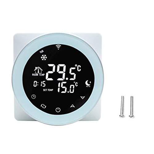 Kongnijiwa WiFi 3A Calentamiento Agua Termostato Voz