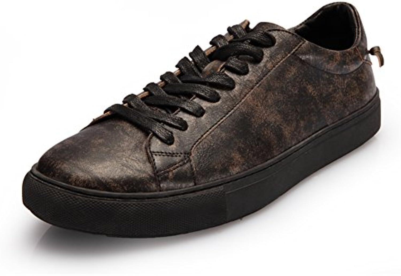 Autunno sport scarpe Scarpe moda Board scarpe casual Scarpe uomo pizzo coreano   caratteristica    Sig/Sig Ra Scarpa
