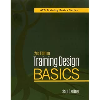Training Design Basics (ATD Training Basics)