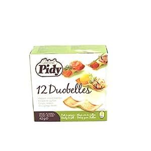 Pidy - 12 Duobelles - 42g
