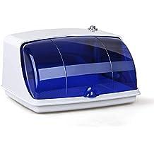 UV* Gabinete De Desinfección,Esterilizador De Toallas Desinfector Manicura Salón Tatuaje Herramientas para El