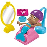 Fisher-Price Nickelodeon Bubble Guppies Snap and Dress Hair Salon by Bubble Guppies
