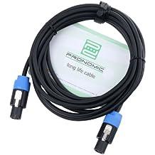 Pronomic - Cable para altavoz