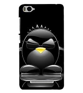 PRINTSHOPPII PENGUIN Back Case Cover for Xiaomi Redmi MI 4C::Xiaomi Mi 4C