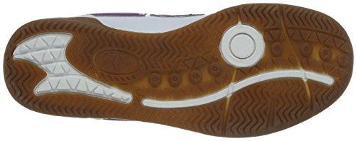 Lico Bernie V, Chaussures de Fitness Fille Blanc (weiss/lila)