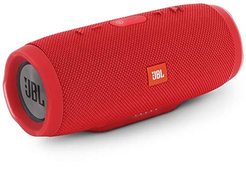 JBL Charge 3 Enceinte Portable étanche avec Bluetooth (reconditionné) Rouge