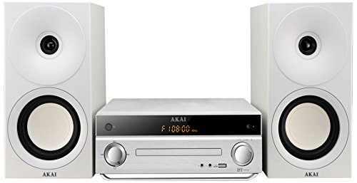 AKAI – Micro Kette – TUNER FM Digital RDS – CD MP3 – WMA – Bluetooth – MP3 – CD