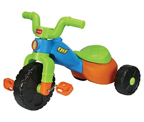 LuvLap Go Baby Tricycle Bike - Green