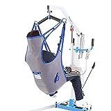 Imbracatura per disabili sollevamalati modello standard con poggiatesta